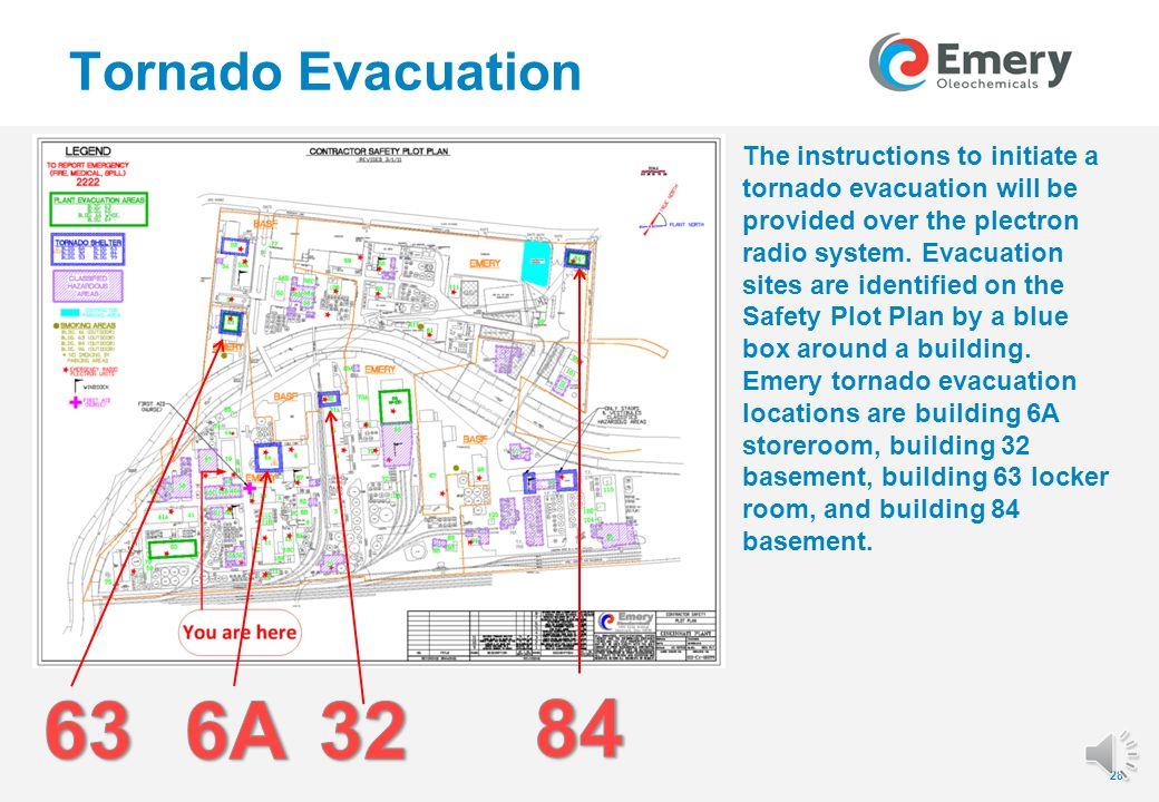 27 Tornado Evacuation 27