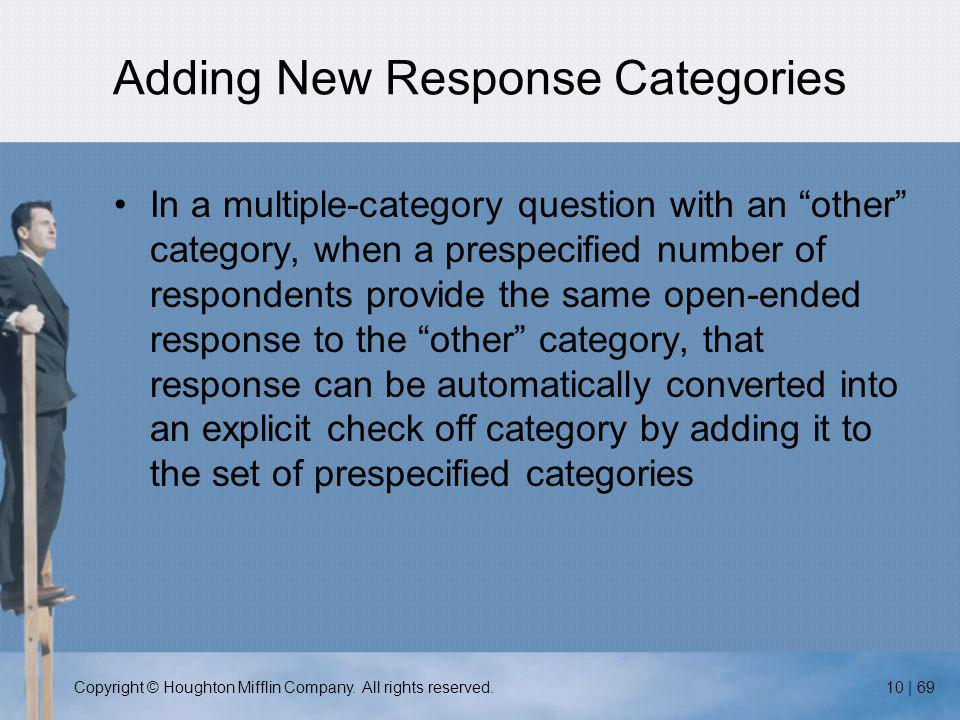 """Copyright © Houghton Mifflin Company. All rights reserved.10 