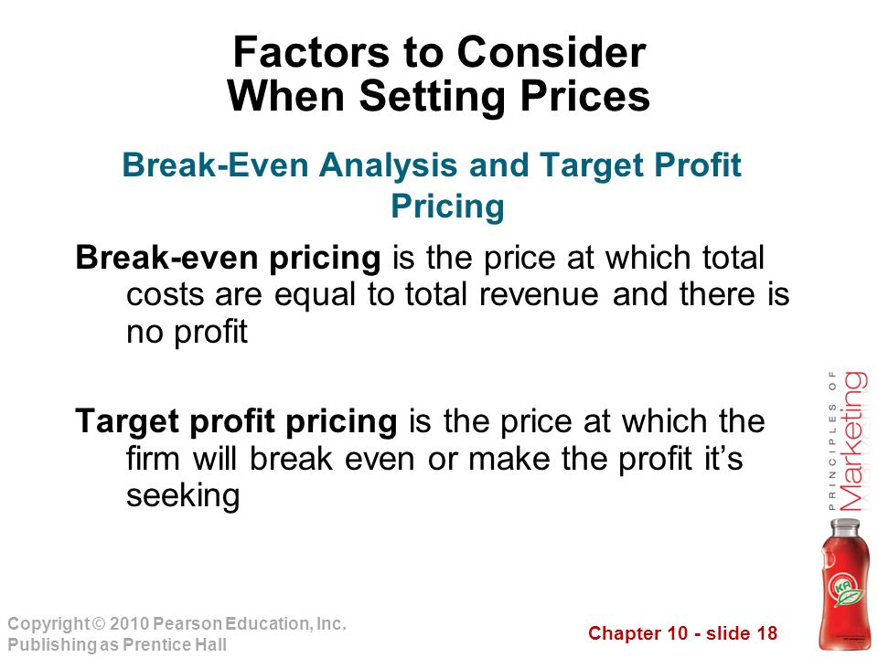 Chapter 10 - slide 18 Copyright © 2010 Pearson Education, Inc.