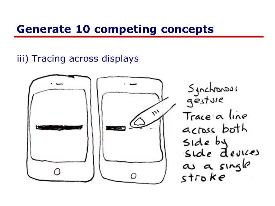 Example: Choose (Reduce) i) Detail b