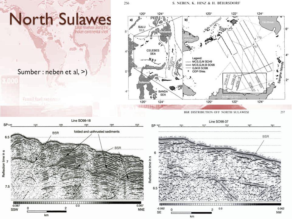 North Sulawesi Sumber : neben et al, >)