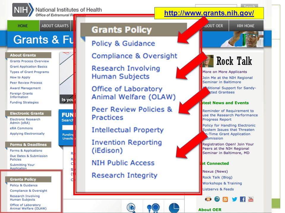 http://www.grants.nih.gov/