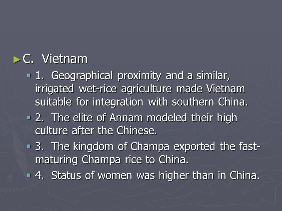 ► C.Vietnam  1.