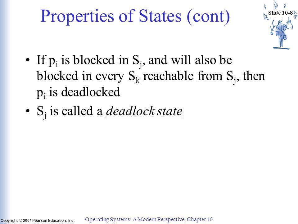 Slide 10-39 Copyright © 2004 Pearson Education, Inc.