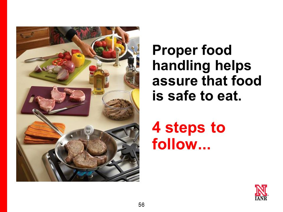 55 Fact 10 ... the American food supply continues to be among the safest in the world. Robert E.