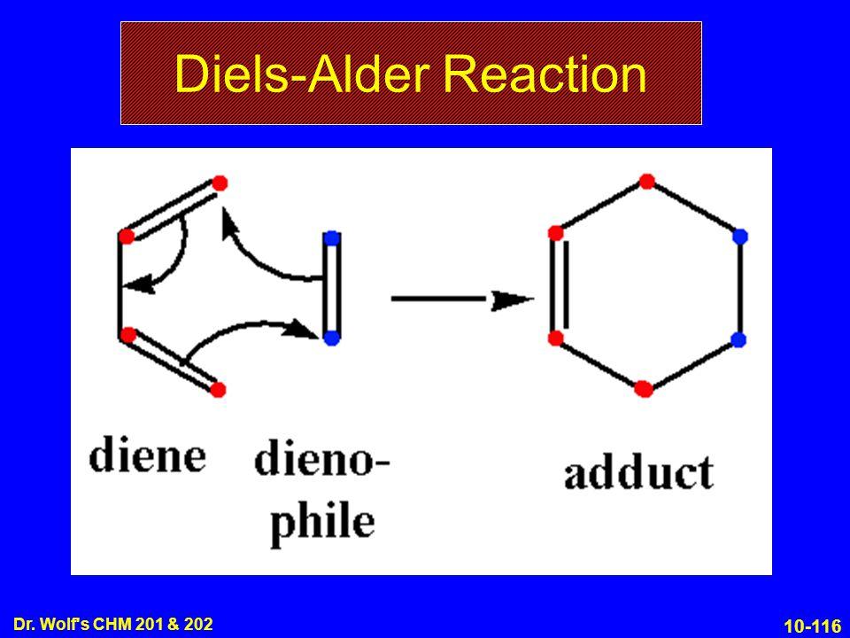 10-116 Dr. Wolf s CHM 201 & 202 Diels-Alder Reaction