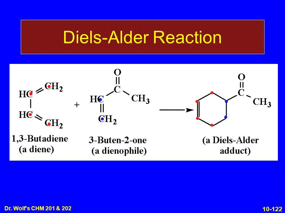 10-122 Dr. Wolf s CHM 201 & 202 Diels-Alder Reaction