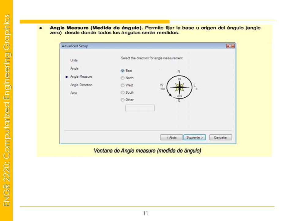 MSP21 Universidad Interamericana - Bayamón ENGR 2220: Computarized Engineering Graphics 11