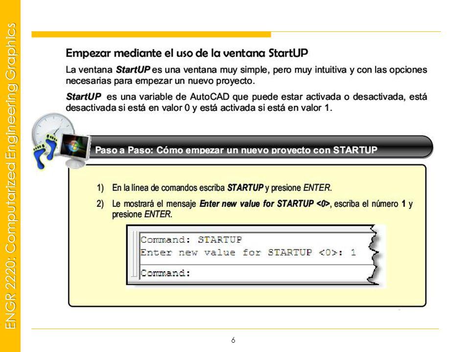 MSP21 Universidad Interamericana - Bayamón ENGR 2220: Computarized Engineering Graphics 6