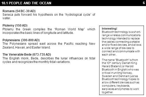 7 10.1 PEOPLE AND THE OCEAN Vikings (ca.