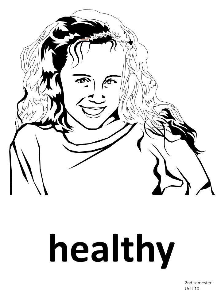 healthy 2nd semester Unit 10