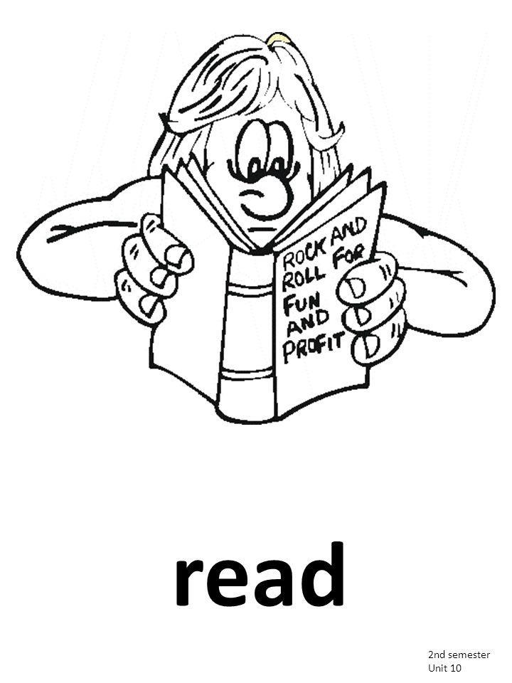 read 2nd semester Unit 10