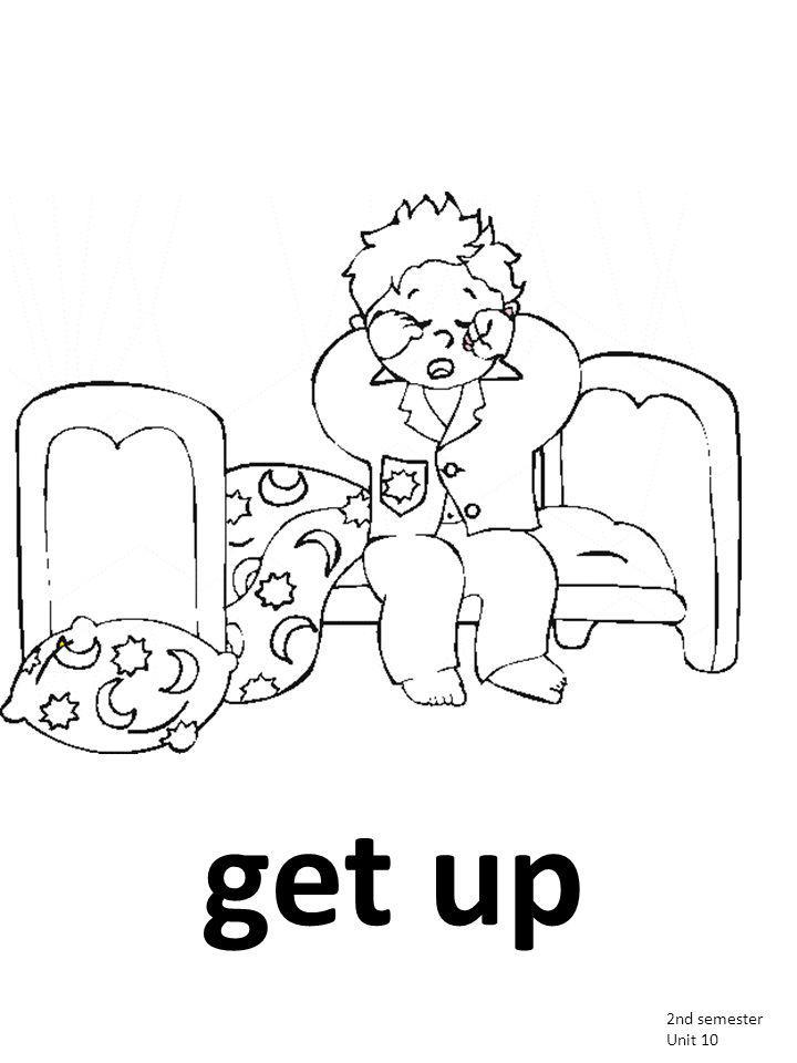 get up 2nd semester Unit 10