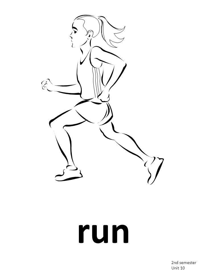 run 2nd semester Unit 10
