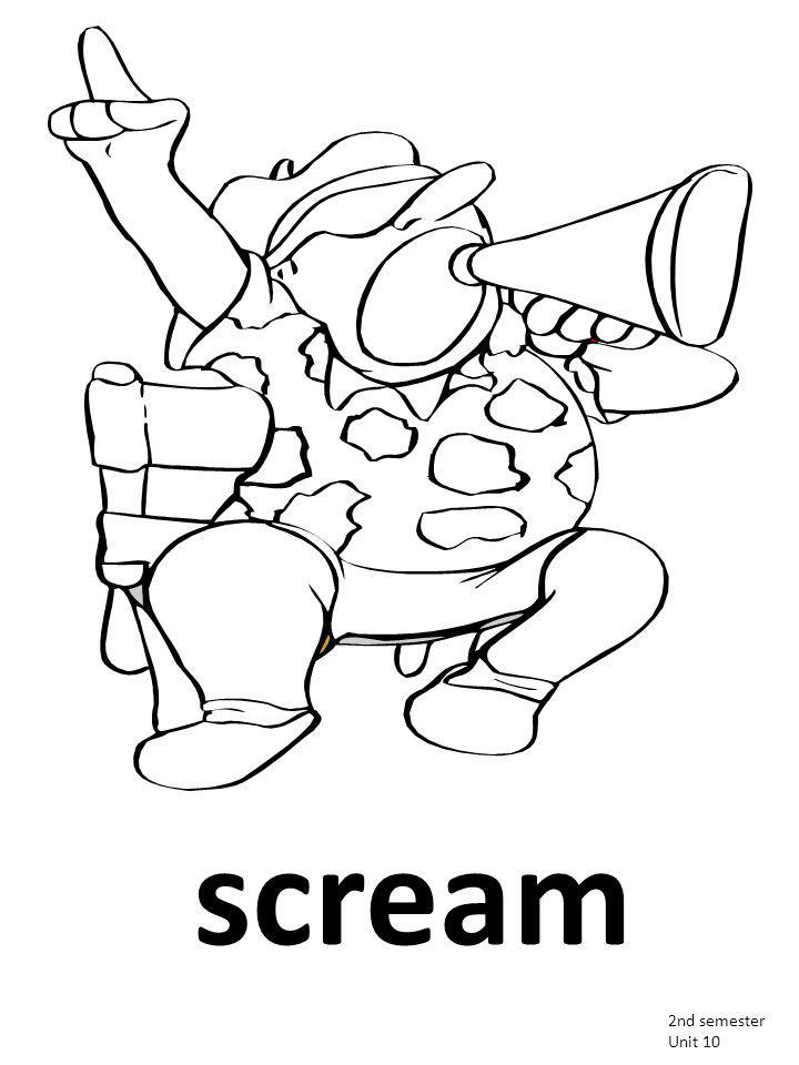 scream 2nd semester Unit 10