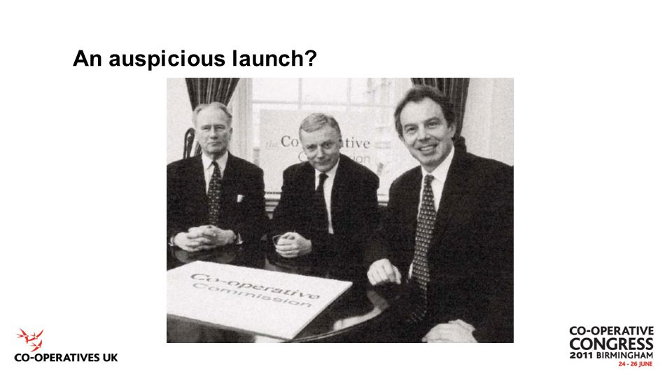 An auspicious launch?