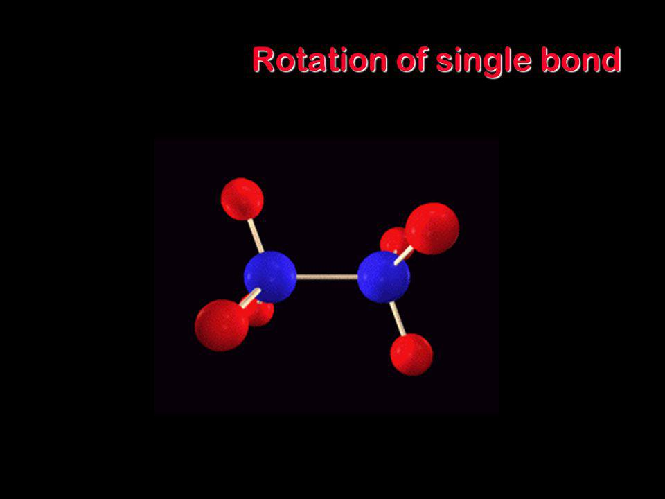 10 - 33 Rotation of single bond
