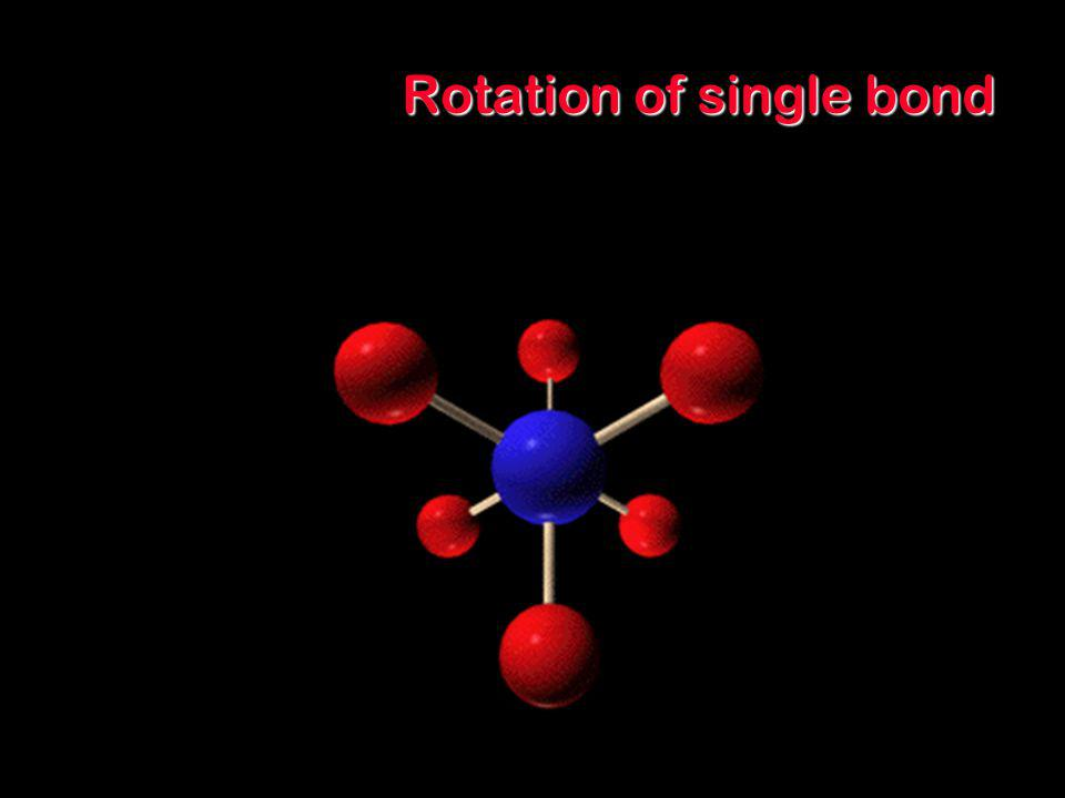 10 - 34 Rotation of single bond