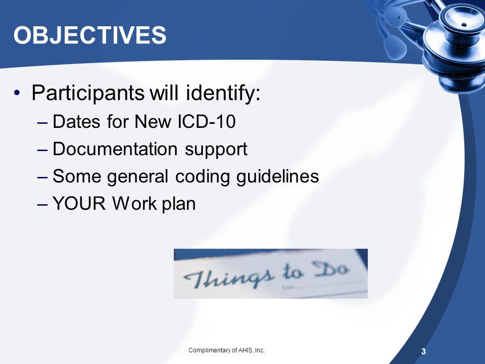 PRESENTED BY Rhonda Anderson, RHIA, President rhonda@ahis.net 714-299-0573 (mobile) Anderson Health Info. Systems, Inc. 940 W. 17 th Street, Suite B S