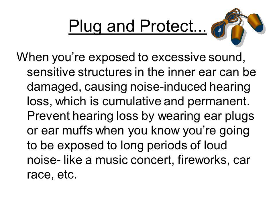 Plug and Protect...