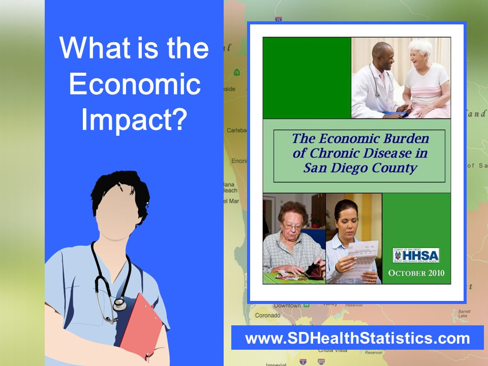 What is the Economic Impact www.SDHealthStatistics.com