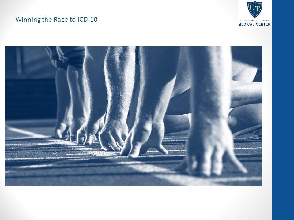 Winning the Race to ICD-10