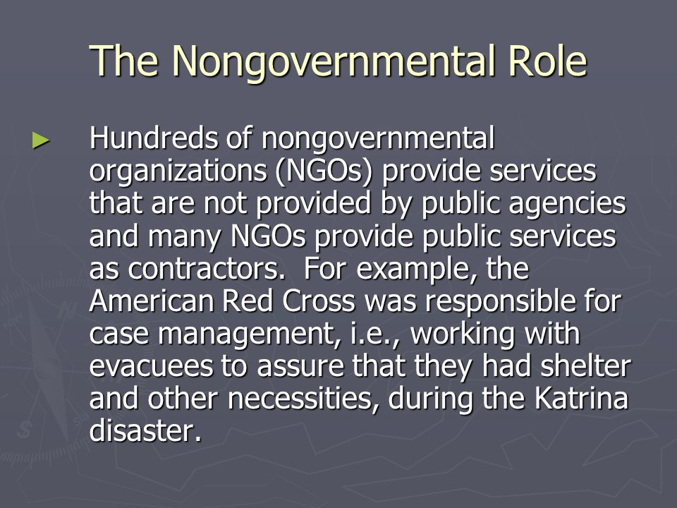 Public Assistance ► Separating out the extraordinary expenditures incurred during the disaster operation from those expenditures that reflect the regular costs of government operations can be very time consuming and difficult.