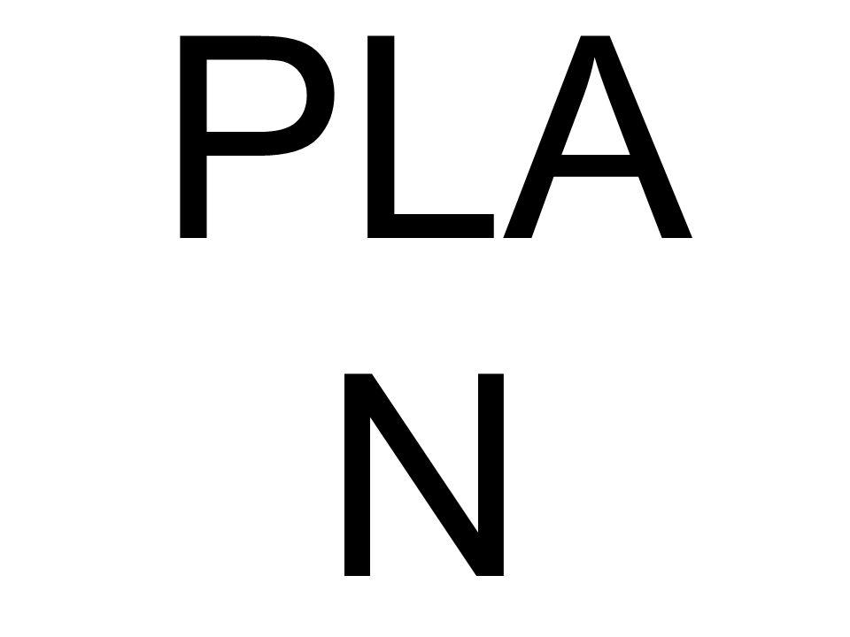 PLA N