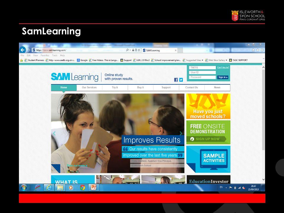 SamLearning
