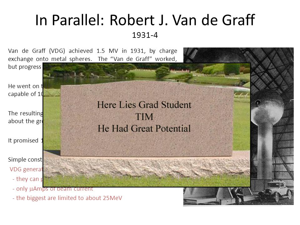In Parallel: Robert J.