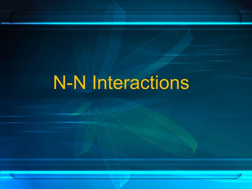 N-N Interactions