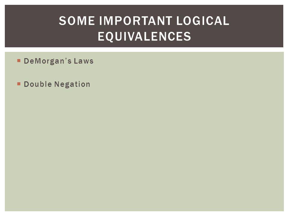  All tautological equivalences are logical equivalences.
