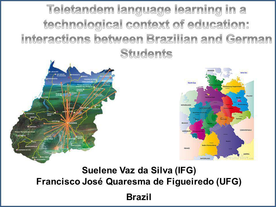 Suelene Vaz da Silva (IFG) Francisco José Quaresma de Figueiredo (UFG) Brazil