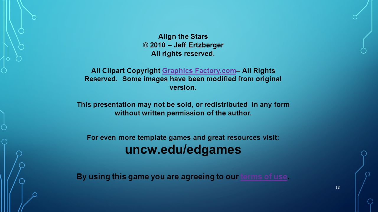 AAAAAA AAAAAA AAAAAA AAAAAA AAAAAA AAAAAA Align the Stars! End Game - Start New Game 12