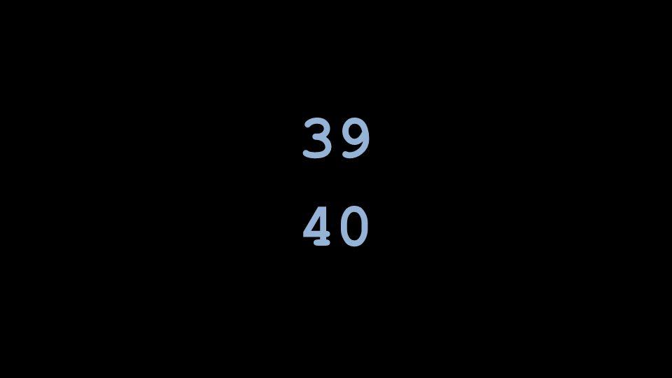 39 40