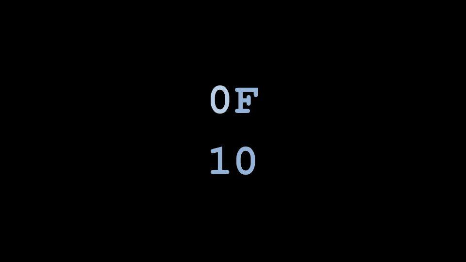 0F0F 10