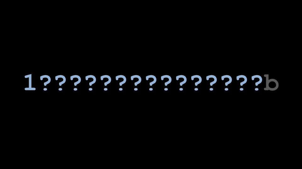 1???????????????b