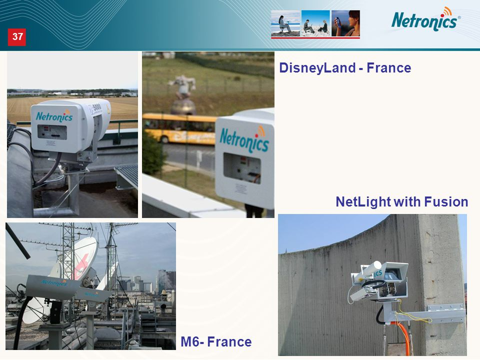 37 NetLight with Fusion M6- France DisneyLand - France