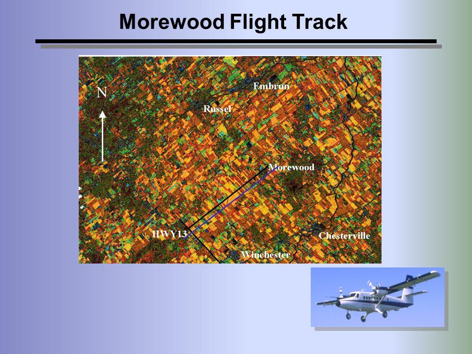 Morewood Flight Track N