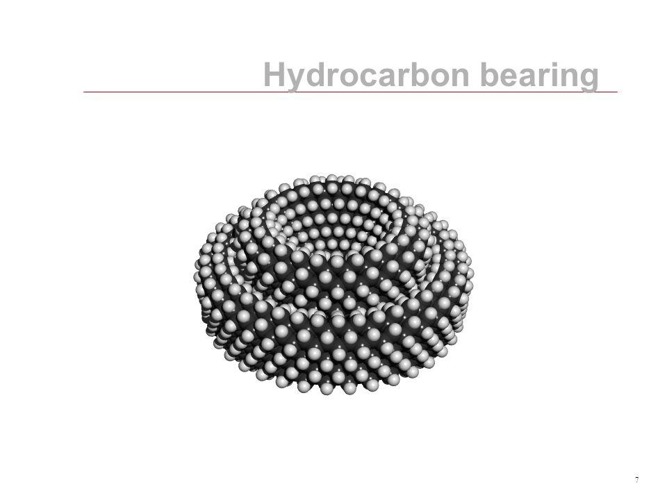 7 Hydrocarbon bearing