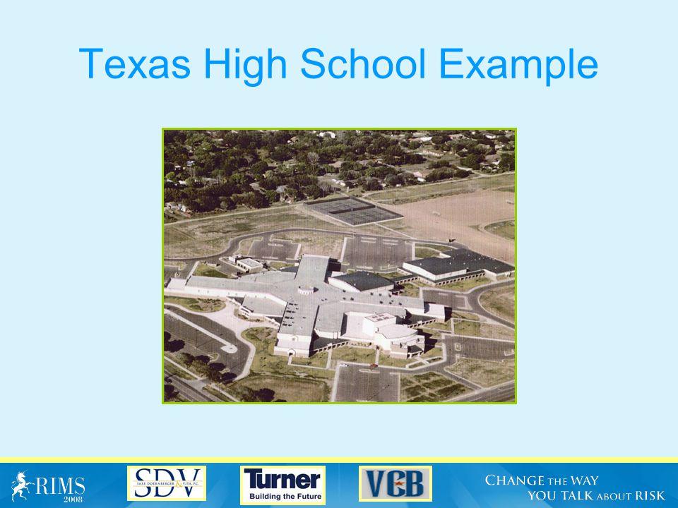 Texas High School Example