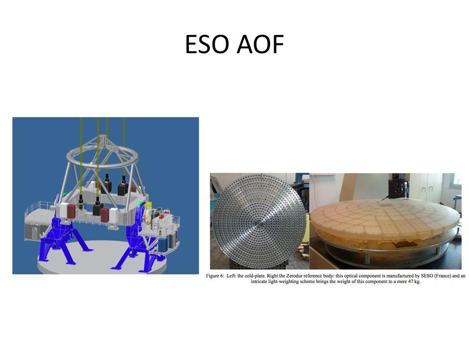 ESO AOF