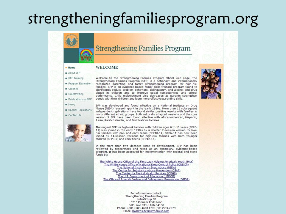 strengtheningfamiliesprogram.org