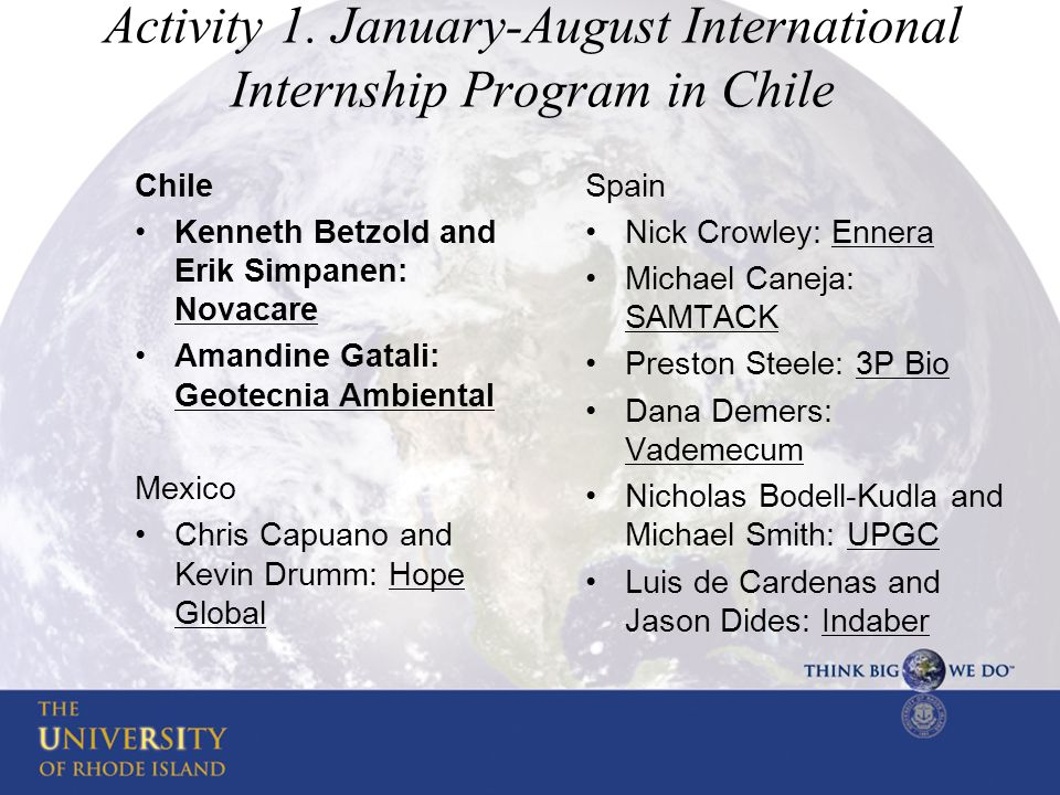 Activity 1.