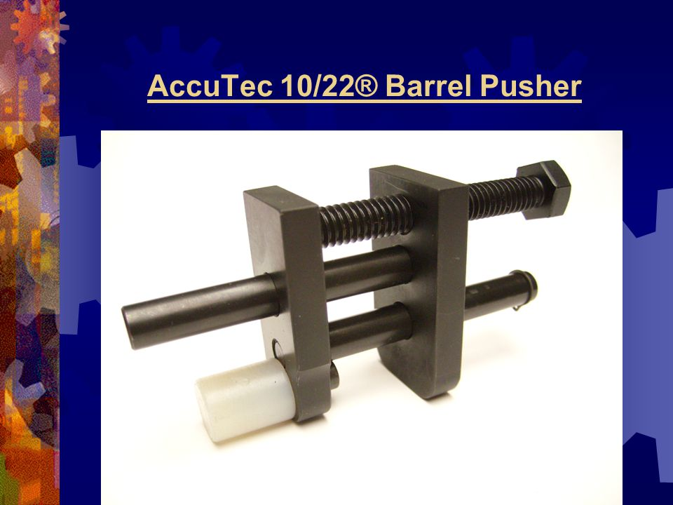 AccuTec 10/22® Barrel Pusher