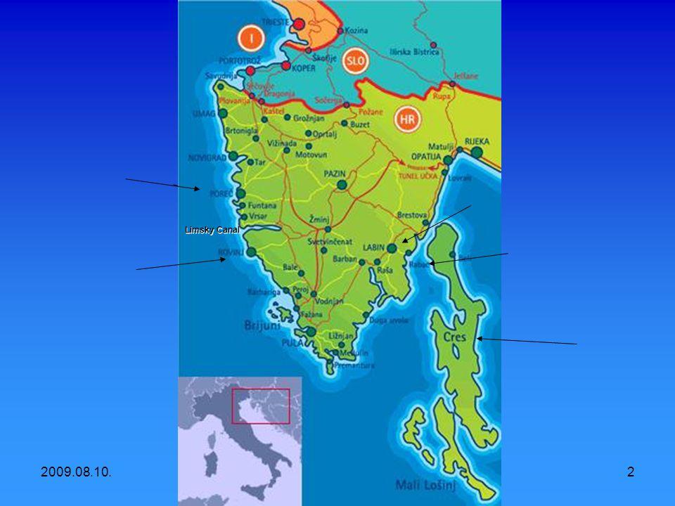 2009.08.10.Croatia- Istria2 Limsky Canal