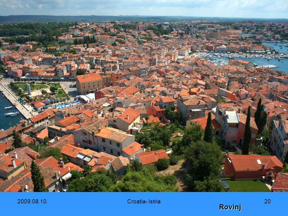 2009.08.10.Croatia- Istria20 Rovinj