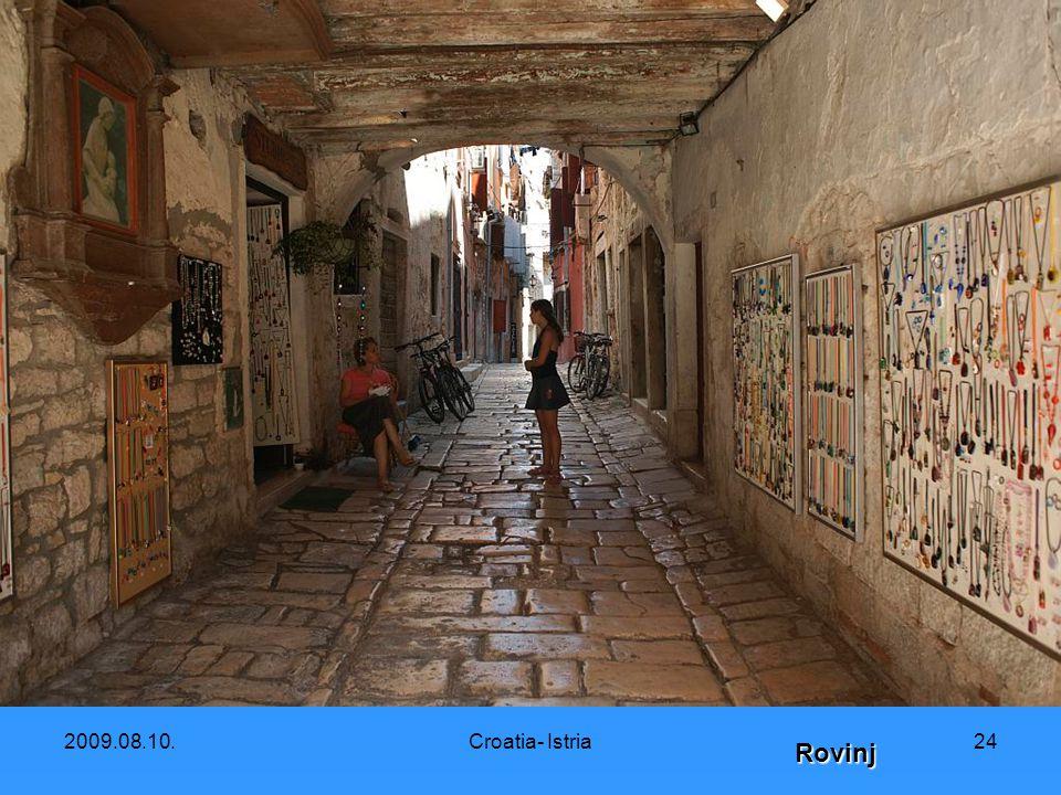 2009.08.10.Croatia- Istria24 Rovinj