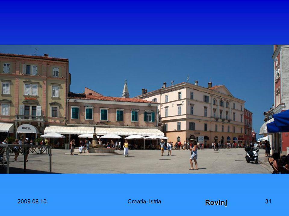 2009.08.10.Croatia- Istria31 Rovinj