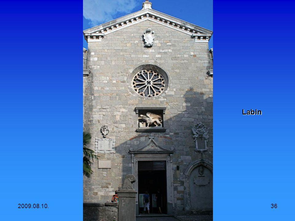 2009.08.10.Croatia- Istria36 Labin